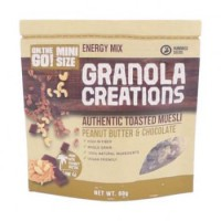 Granola Creations On The Go Size - 60gr
