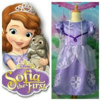 Baju Kostum Sofia The First