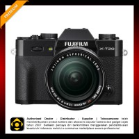 Fujifilm X-T20 Kit 18-55mm Lens (Free Screen Guard)