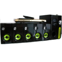 CT-58-PSY 5.1 - Home Theater Speaker System