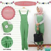 Lucy Overall Green