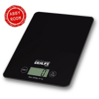 IL-211S IDEALIFE Digital Kitchen Scale - 5kg/1gr
