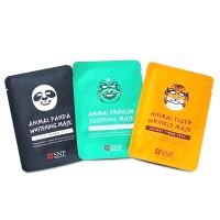 SNP Animal Face Mask / Masker Wajah Gambar SNP KOREA