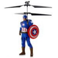 CAPTAIN AMERICA hand induction flying toy