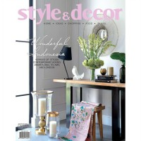 [SCOOP Digital] style & decor / AUG 2016