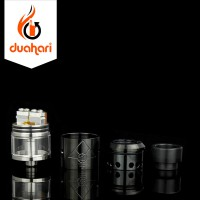 GOON RDA 24mm Rebuildable Dripping Atomizer - BLACK