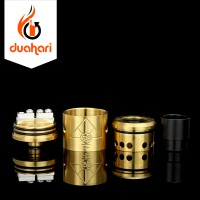 GOON RDA 24mm Rebuildable Dripping Atomizer - GOLD