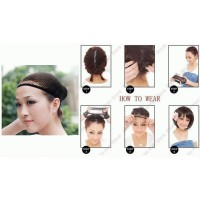 Hairnet / Hair Net (Untuk Wig) (Optional)