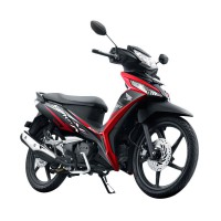 Honda New Supra X 125 Fi Sporty Aggressive Energetic Black (OTR Denpasar)