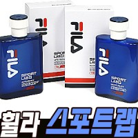 FILA SPORT two sets of traps [[] - Skin 130ml + 130ml After Shave Lotion, Moisturizer