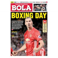 [SCOOP Digital] Tabloid Bola Sabtu / ED 2727 DEC 2016