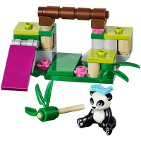Lego Friends Panda in the Bamboo - 41049