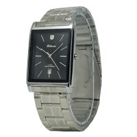Tetonis - Jam Tangan Fashion Pria - T965M Silver Black