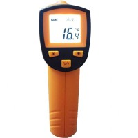 Infrared Forehead Thermometer - WH380 - Orange
