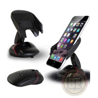 Holder Mobil Model Tikus Mouse Untuk Navigasi Support For IPhone Samsung HTC Huawei Xiaomi Sony LG Dll
