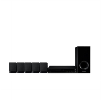 SHARP - HOME THEATER IN THE BOX HTCN310DVW