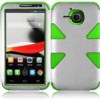 [poledit] For Alcatel One Touch Evolve 5020T 5020 Cover Case + LCD Screen (Dynamic White/N/3746609