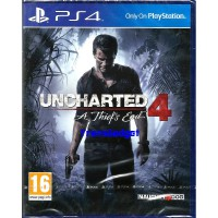 [Sony PS4] Uncharted 4: A Thief's End