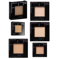 Maybelline Fit Me Set + Smooth Powder | Available 4 Shade