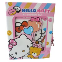 Buku Diary Hello Kitty Putih