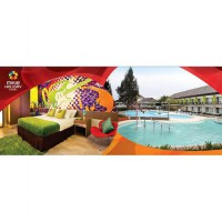 MIKIE HOLIDAY Resort&Hotel Berastagi From Gunawan Sukses Holiday