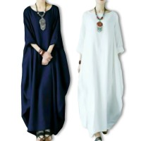 Dress Wanita // Baju Gamis // Marshanda Dress