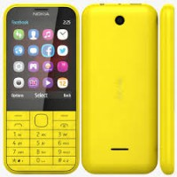 NOKIA 225 Dual Sim, Bright Yellow and Green