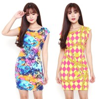 Best Seller Women Print Dress