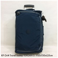 TAS Fashion ORIGINAL TRAVEL TROLLEY TEAGEAN S - Navy