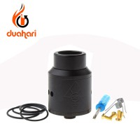 Lost Art GOON Styled RDA Rebuildable Dripping Atomizer - BLACK