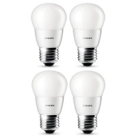 PHILIPS LED Bulb 3W - isi 4pcs