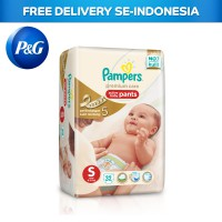 Pampers Premium Care Popok Care Pants S-32