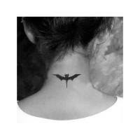 HO2289 - Tattoo Bat HC20