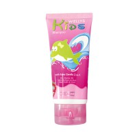 Wellys Kids Shampo Strawberry - Netto : 100ml