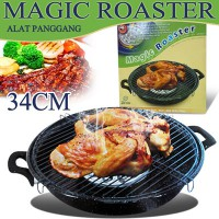 Maspion Magic Roaster/Pemanggang Ayam Ukuran 34cm