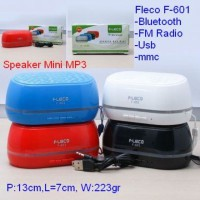 FLECO SPEAKER PORTABLE BLUETOOTH F-601
