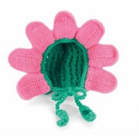 Mudpie Flower Knit Hat #1502130
