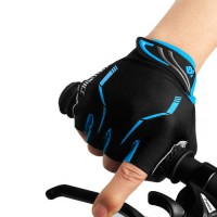[globalbuy] Coolchang Summer Half Finger Cycling Gloves Mountain Bike Gloves Breathable Sp/3809940