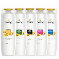 P&G Pantene Shampoo All Variant 340ml Free Conditioner 165