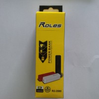 POWERBANK ROLES 3500 mAH