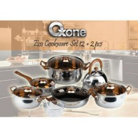 Panci Set Oxone Eco Cookware OX - 933