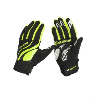 [globalbuy] Acacia Bicycle Bicicleta Cycling Ciclismo Luvas Winter Warm Gloves Silicon Sha/3809933