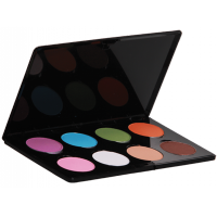 MAKE OVER PERFECT MATTE EYE SHADOW PALETTE