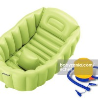 Richell Inflatable Safety Tub