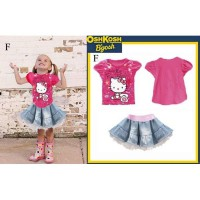 OshKosh Hello Kitty Set
