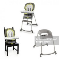 Bright Starts InGenuity Trio 3 in1 Deluxe High Chair – Marlo
