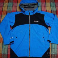 BERGHAUS GORE-TEX 3in1 Jaket Waterproof
