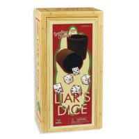 [macyskorea] Cardinal Games Liars Dice In Wood Box Retro Game/15170666