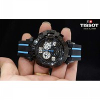 Tissot T-Race 2016 Blue Black Rubbernm