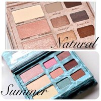 Too Faced Natural Eyes / Summer Eyes / Eye Shadow Collection